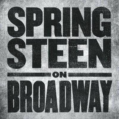 Bruce Springsteen Springsteen On Broadway (CD)