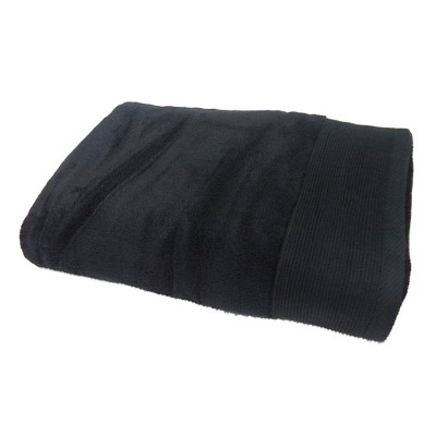 Solid Bath Sheet Black - Project 62™ + Nate Berkus™
