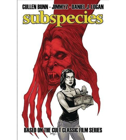 Subspecies 1 -  (Subspecies) by Cullen Bunn & Jimmyz (Paperback) - image 1 of 1