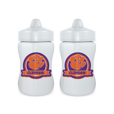 Clemson Tigers 2pk Sippy Cup