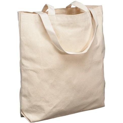 School Smart Canvas Tote Bag Large 16