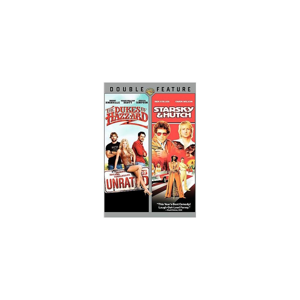 Dukes Of Hazzard/Starsky & Hutch (Dvd)