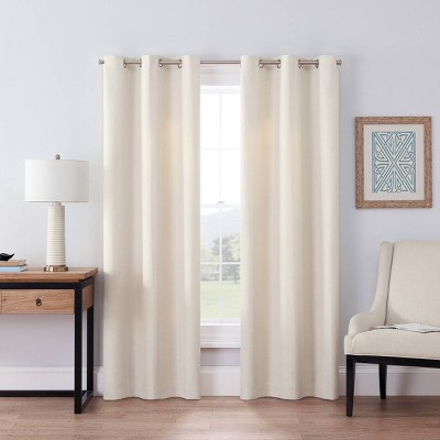 Windsor Light Blocking Curtain Panel - Eclipse