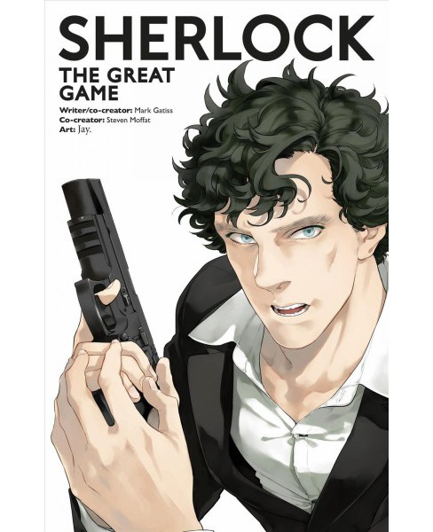 Sherlock : The Great Game -  (Sherlock) by Mark Gatiss (Paperback) - image 1 of 1