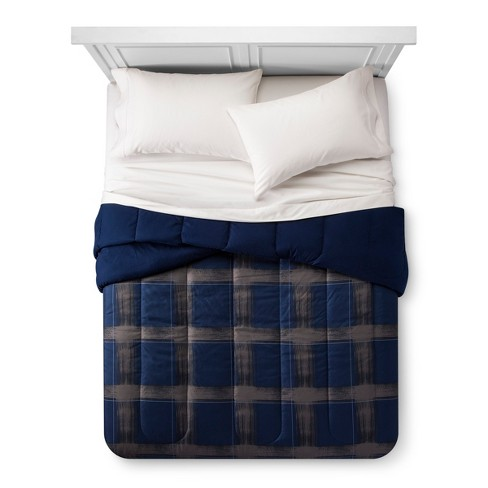 Plaid Comforter - Room Essentials™ - image 1 of 3