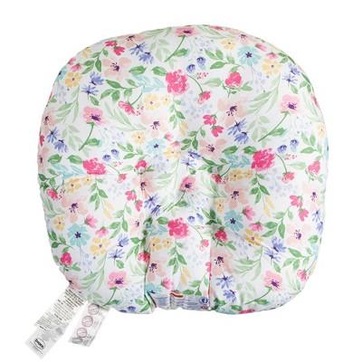 Boppy Original Newborn Lounger - Pastel Painted Flowers