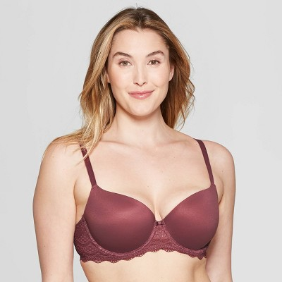 fb806cfb7ff Women s Daydream Light Lift Lace Demi T-Shirt Bra - Auden™