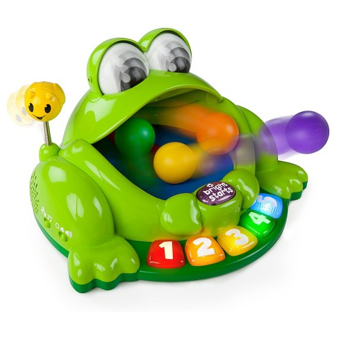 Bright Starts™ Having a Ball™ Pop & Giggle Pond Pal - image 1 of 6
