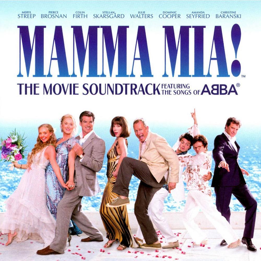 Original Soundtrack - Mamma Mia! (Original Soundtrack) (CD) Cheap