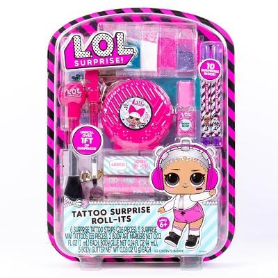 L.O.L. Surprise! 46pc Tattoo Surprise Roll-Its