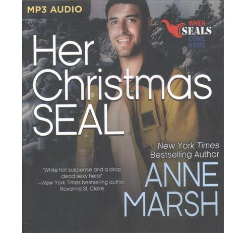 Her Christmas Seal (MP3-CD) (Anne Marsh) - image 1 of 1