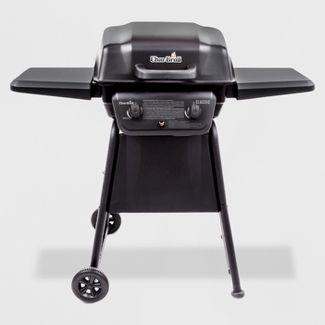 Char-Broil Classic 2-Burner 20,000 BTU Gas Grill 463672717 - Black