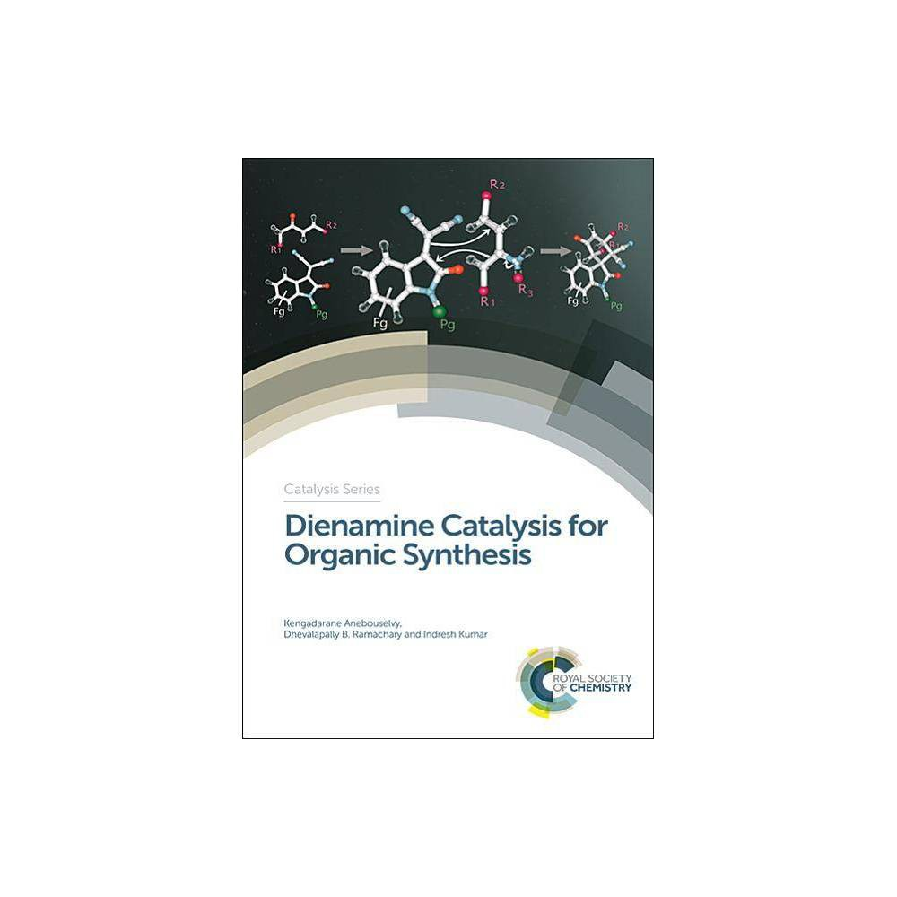 Dienamine Catalysis for Organic Synthesis - (Hardcover)