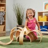 ECR4Kids Wood Tunnels and Arches Toy Set | Creative STEM Building Kit | 20 Pieces - image 4 of 4