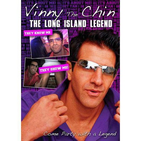 Vinny the Chin: The Long Island Legend (DVD) - image 1 of 1