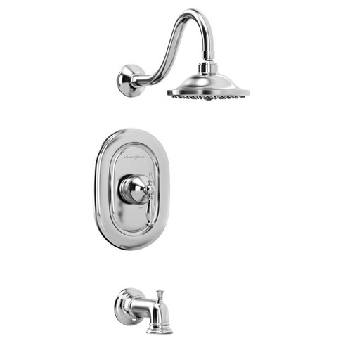 American Standard TU440.502 Quentin Tub and Shower Trim Package - image 1 of 4
