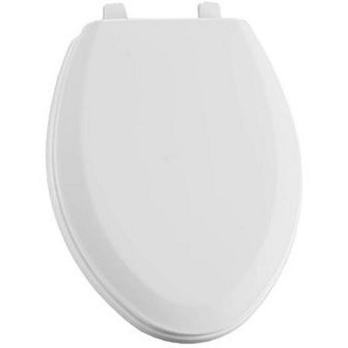 Stupendous Bemis 1190 Connor Elongated Closed Front Toilet Seat Theyellowbook Wood Chair Design Ideas Theyellowbookinfo