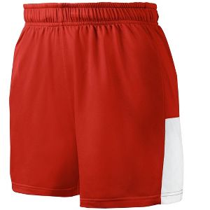 Balena Baleen odio meraviglioso  Mizuno Women's Comp Workout Shorts Womens Size Small In Color Red-White  (1000) : Target