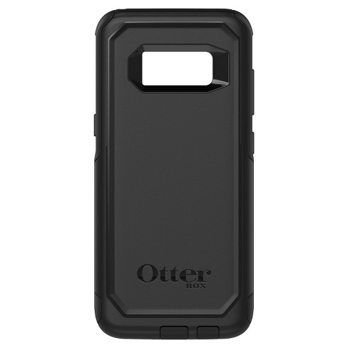 the best attitude 98fee 9dc02 OtterBox Samsung Galaxy S8 Commuter Case - Black