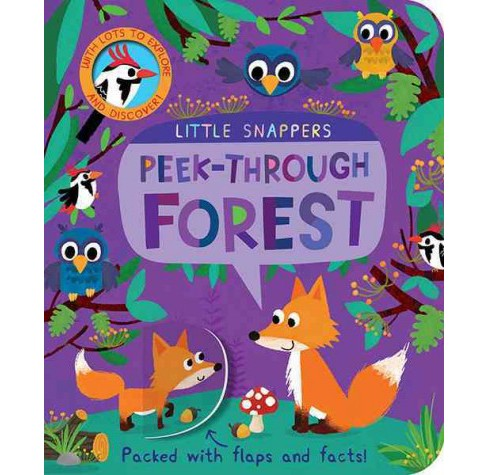 Peek-Through Forest (Hardcover) (Jonathan Litton) - image 1 of 1