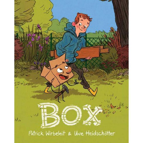 Box (Book One) - by  Patrick Wirbeleit (Paperback) - image 1 of 1