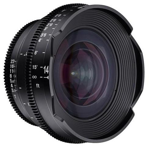 Rokinon Xeen 14mm T3.1 Cine Lens for Canon EF-Mount - image 1 of 4