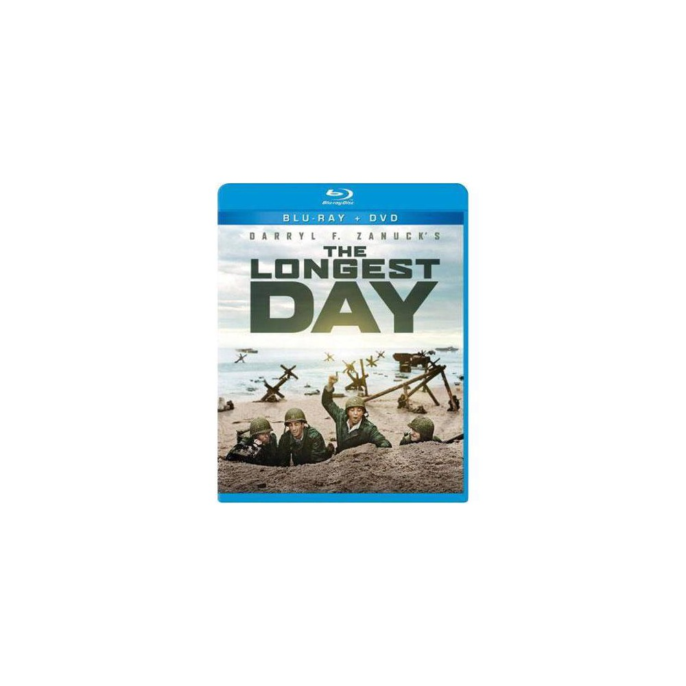 The Longest Day Blu Ray 2014