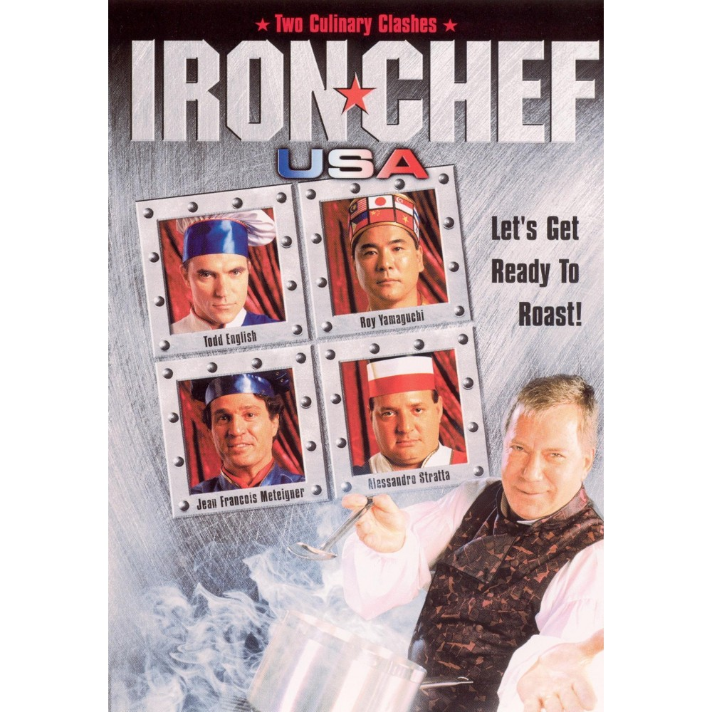 Iron Chef (Dvd), Movies