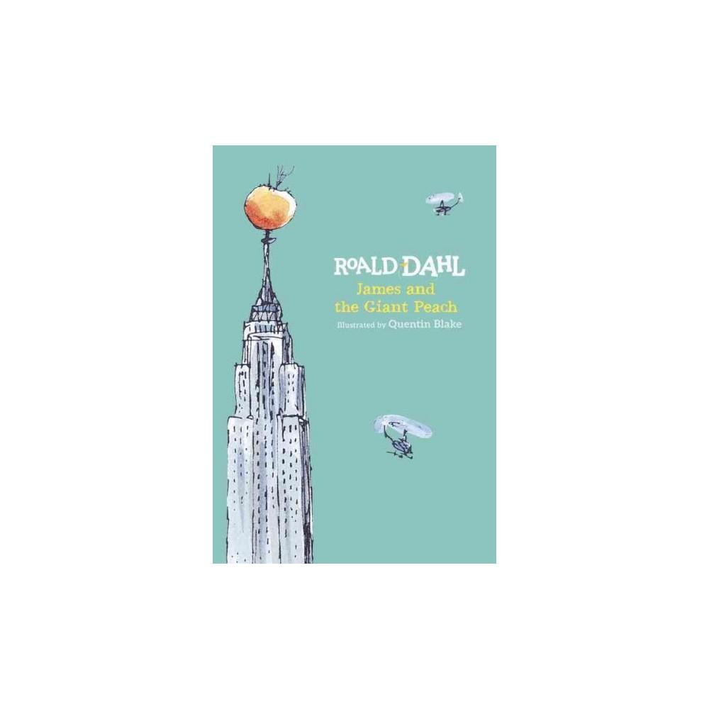 James and the Giant Peach (Hardcover) (Roald Dahl)