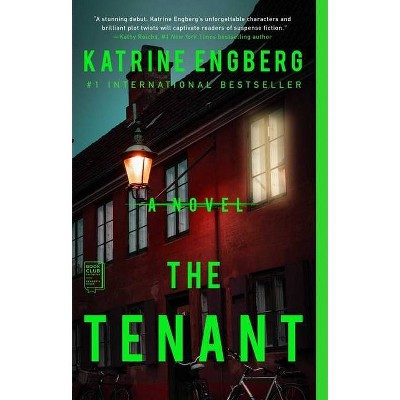 The Tenant - by Katrine Engberg (Paperback)