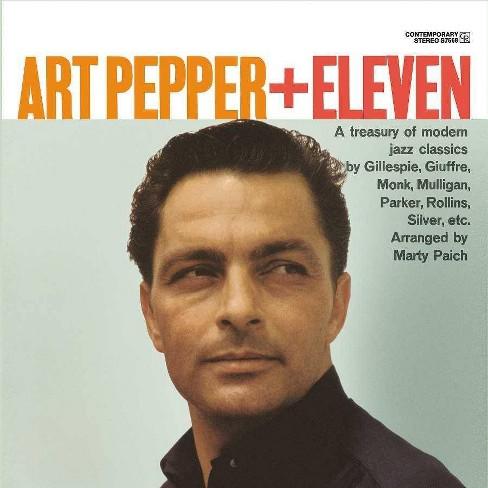 Art Pepper - Art Pepper + Eleven: Modern Jazz Classics (Vinyl) - image 1 of 1
