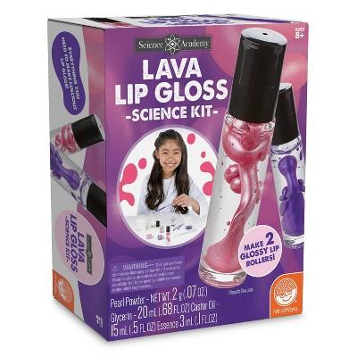 Mindware Science Academy Lava Lip Gloss Science Kit