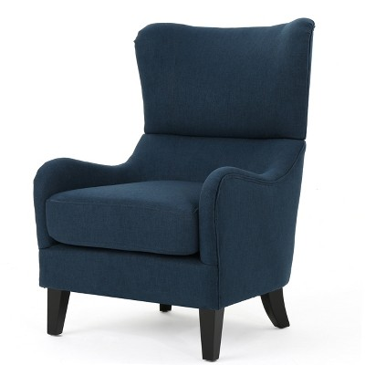 Joan Sofa Chair - Navy - Christopher Knight Home
