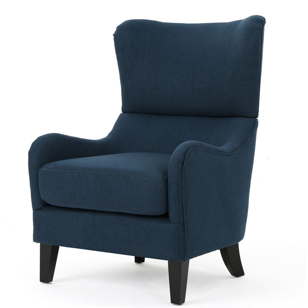 Joan Sofa Chair - Navy (Blue) - Christopher Knight Home