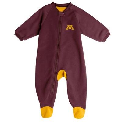 NCAA Minnesota Golden Gophers Baby Boys' Blanket Sleeper