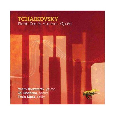 Tchaikovsky: Piano Trio in A minor, Op. 50 (CD) - image 1 of 1