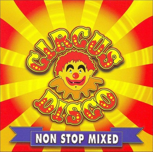 Various - Circus disco non stop mixed (CD) - image 1 of 1