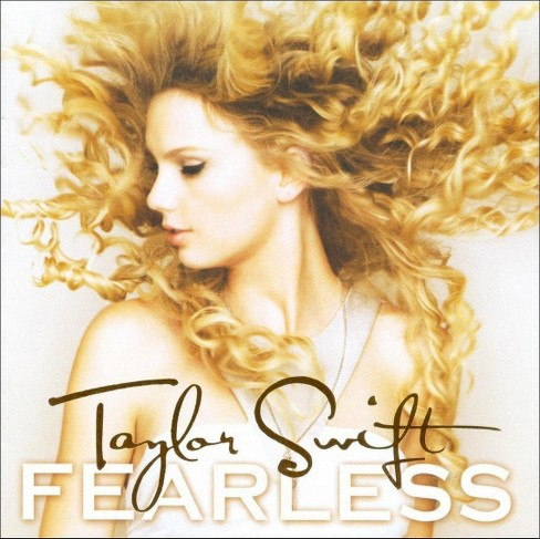 Taylor Swift - Fearless (CD) - image 1 of 5