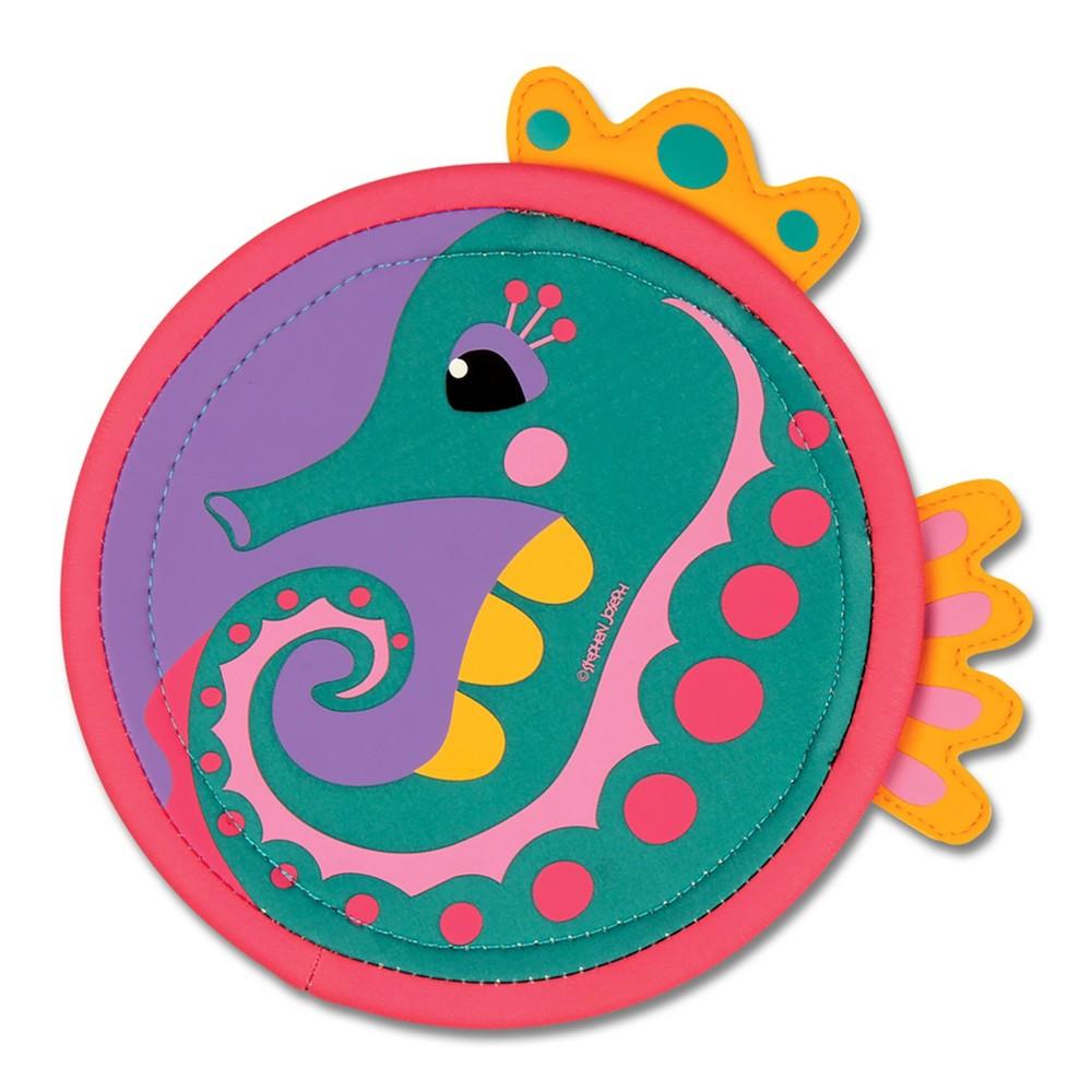Stephen Joseph Fun Flyers - Seahorse, Purple