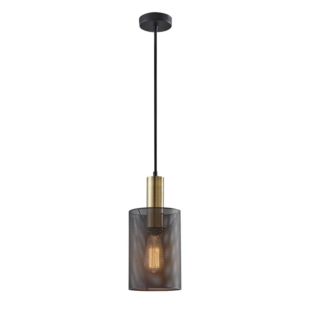 Image of Nico Small Pendant Ceiling Light Brass - Adesso