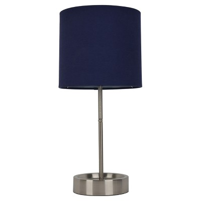Stick Lamp Navy (Includes LED Light Bulb)- Room Essentials™