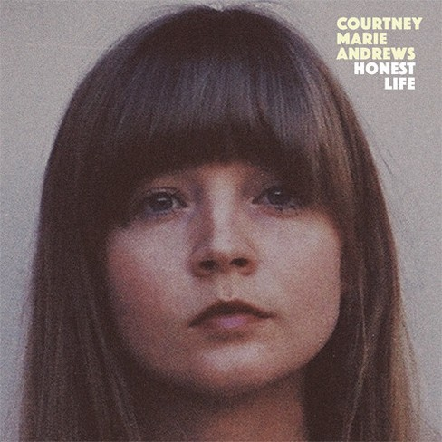 Courtney ma andrews - Honest life (CD) - image 1 of 1