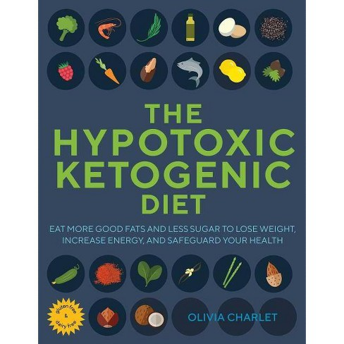 The Hypotoxic Ketogenic Diet - by  Olivia Charlet (Paperback) - image 1 of 1
