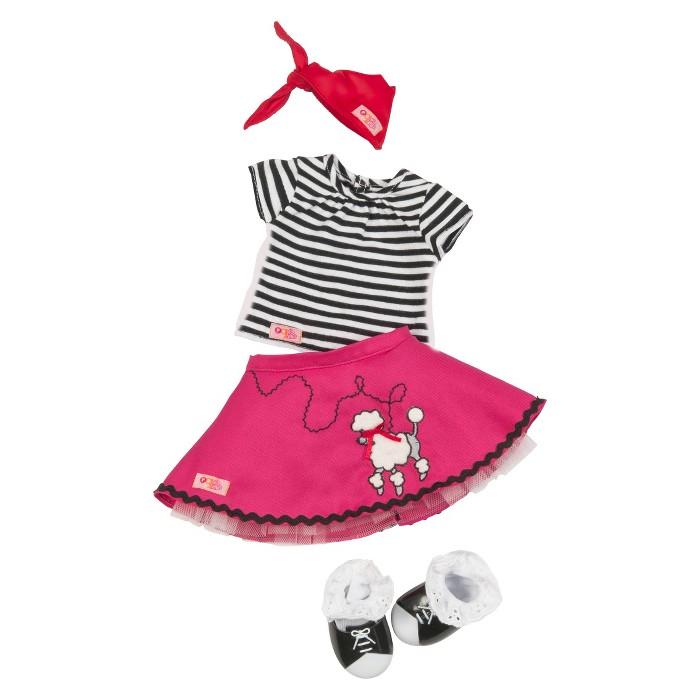 Our Generation® Retro Regular Outfit - Bop Til You Drop™ - image 1 of 3
