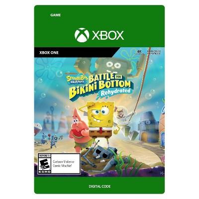 SpongeBob SquarePants: Battle for Bikini Bottom Rehydrated - Xbox One (Digital)