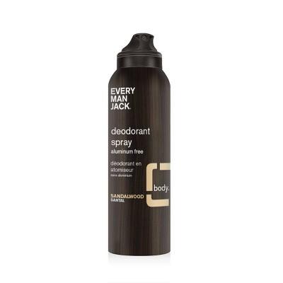 Deodorant: Every Man Jack Quick Dry