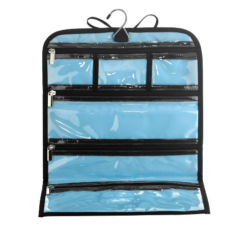 Travel Smart by Conair Jewelry Roll Bag - Black - image 1 of 4