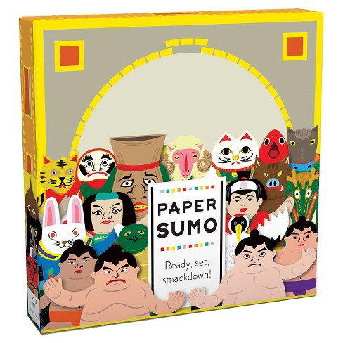 Paper Sumo Kit - image 1 of 1