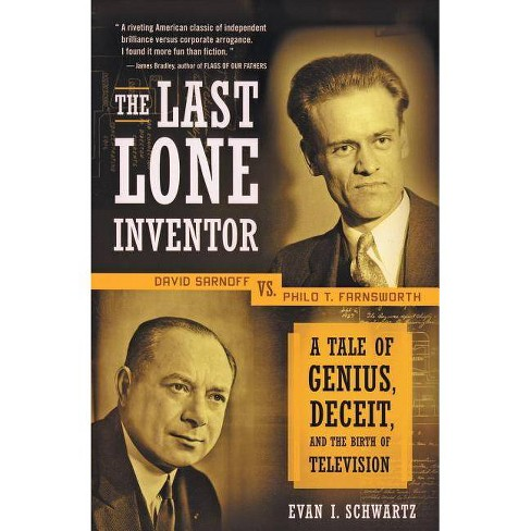 The Last Lone Inventor - by  Evan I Schwartz (Paperback) - image 1 of 1