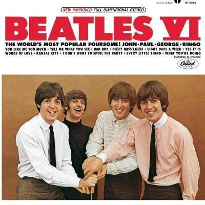 The Beatles - Beatles VI (Mini LP Replica) (CD)